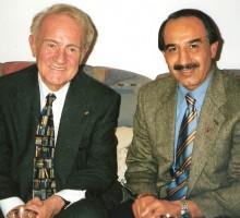 Alt-Ministerpräsident Johannes Rau, Ahmet Tekin