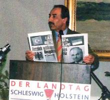Rede vorm Landtag von Schleswig Holstein