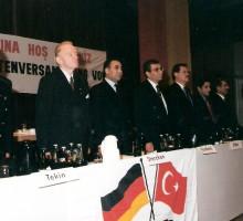 Deligiertenversammlung des Deutsch-Türkischen Freundschaftsvereins Hür-Türk e.V.